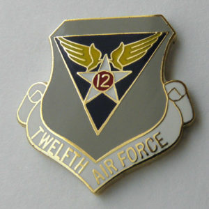 Collectibles US USA USAF 5th Air Force Military Hat Lapel Pin