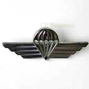Kenya Africa Para Trooper Large Jump Wings Lapel Pin Badge 2.5 Inches