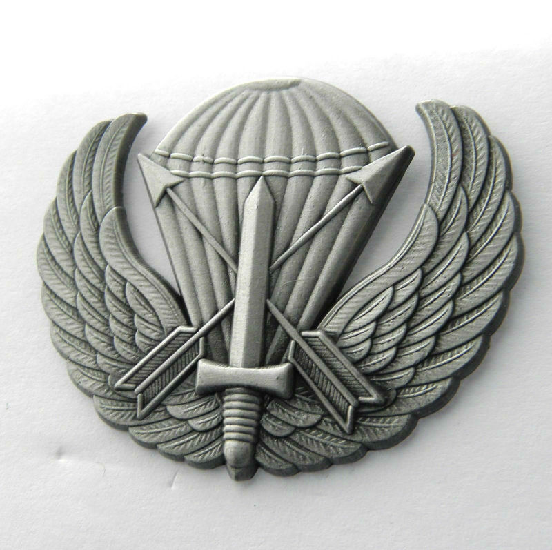 Us Army Special Forces Airborne Parachute Wings Lapel Pin
