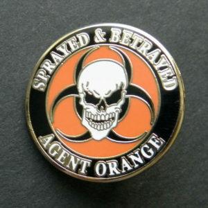 Vietnam Vet Special Forces Veteran Lapel Shield Pin Badge 1
