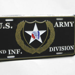 Once A Marine Always Usmc Marines Chrome Plated License Plate Frame