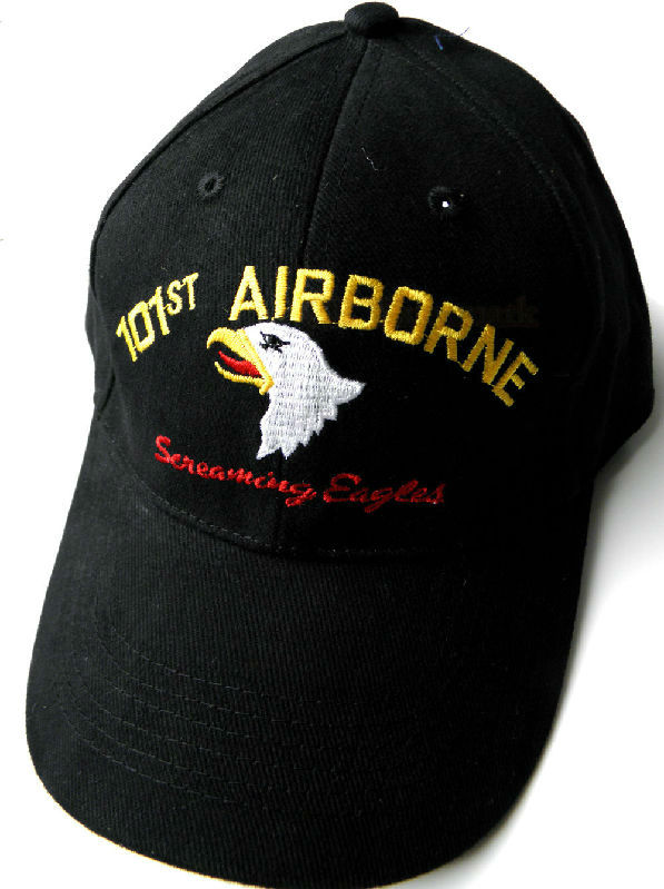 101St Airborne Division US Army Screaming Eagles Baseball Cap Hat ... 8b0bc65a43b