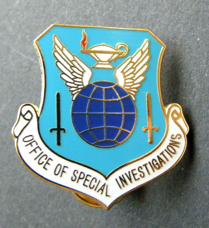 Air force office of special investigations cap hat jacket - Air force office of special investigation ...