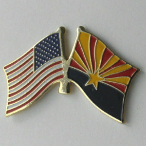 US State Pins