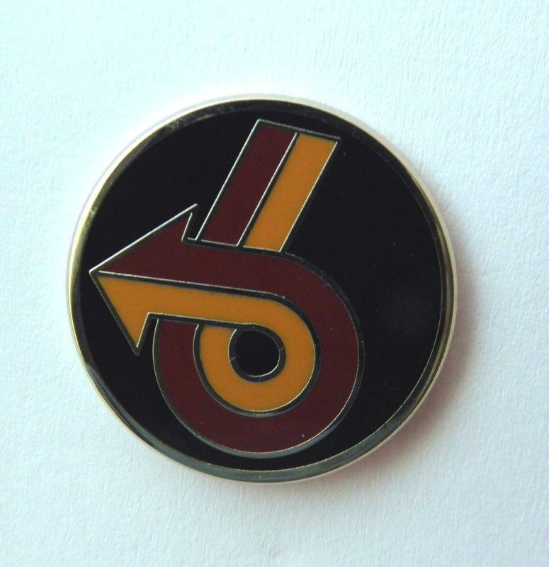 Buick 6 Grand National Logo Emblem Automobile Classic Car Pin Badge